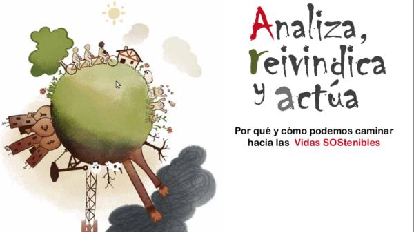 Analiza, Reivindica, Actúa